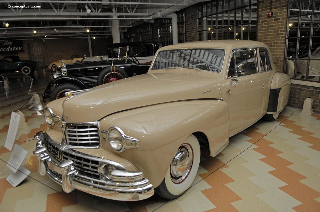 1948 Lincoln Mark I Continental At The Auburn Cord