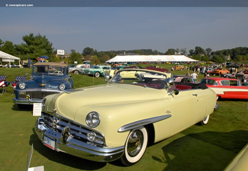1949 Lincoln Cosmopolitan pictures and wallpaper