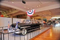 1950 Lincoln Presidential Limousine image.