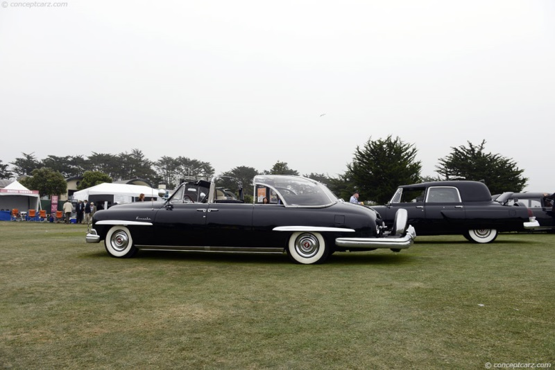 1950 Lincoln Presidential Limousine Chassis Information