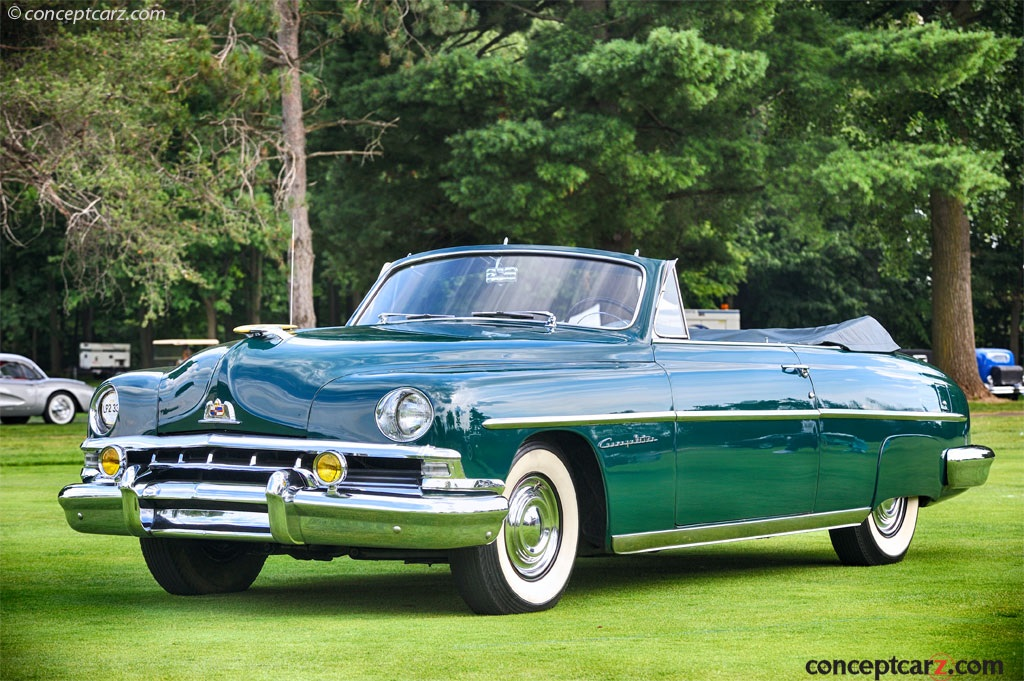 Auction Results and Sales Data for 1951 Lincoln Cosmopolitan