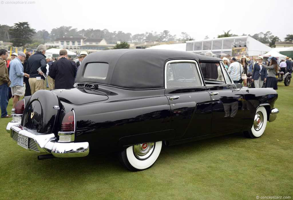 1952 Lincoln Derham Town Car Image Photo 11 Of 12
