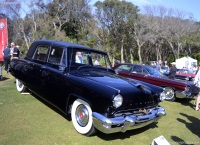 1952 Lincoln Derham Town Car