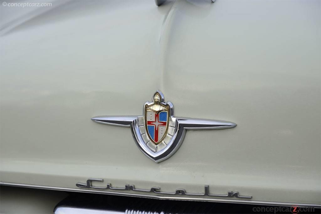 1952 Lincoln Capri