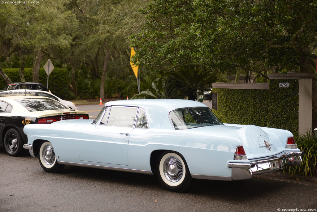 Lincoln Continental 2018 Price >> 1957 Lincoln Continental Mark II Image. Photo 26 of 54