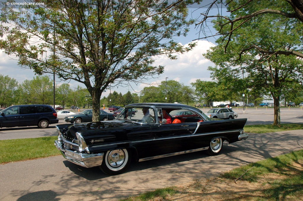 1957 Lincoln Premiere History, Pictures, Value, Auction ...