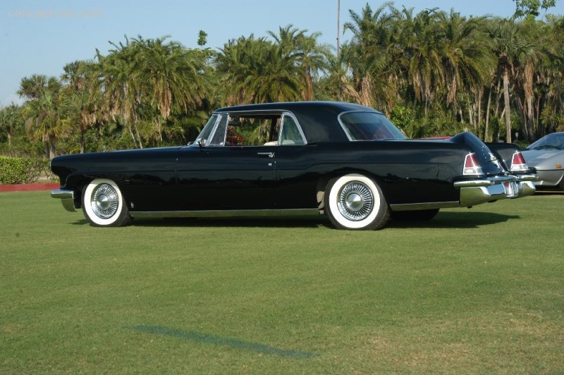 1957 Lincoln Continental Mark II Image. Photo 54 of 54