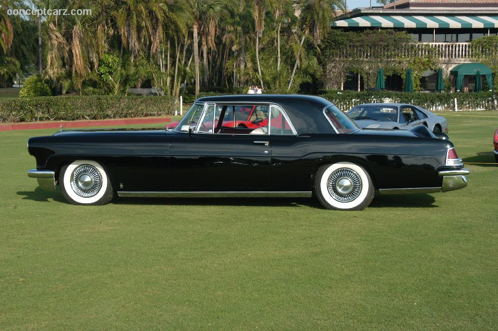 1957 Lincoln Continental Mark Ii Image Https Www Conceptcarz Com Images Lincoln 57