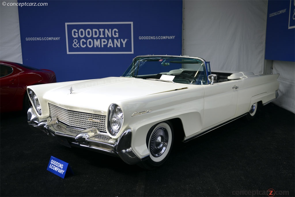 Auction Results and Sales Data for 1958 Lincoln ...