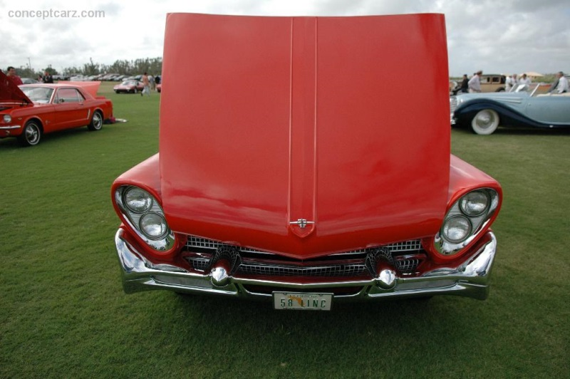 1958 Lincoln Continental Mark III