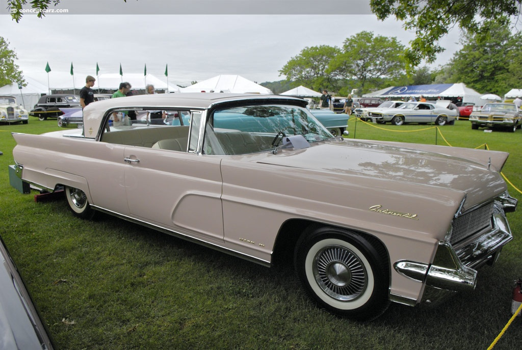 1959 Lincoln Continental Mark Iv Image