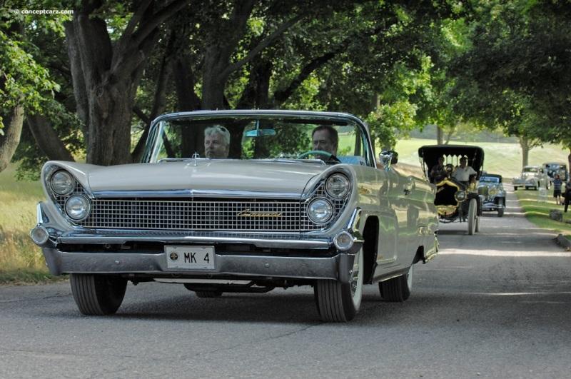 1959 Lincoln Continental Mark Iv