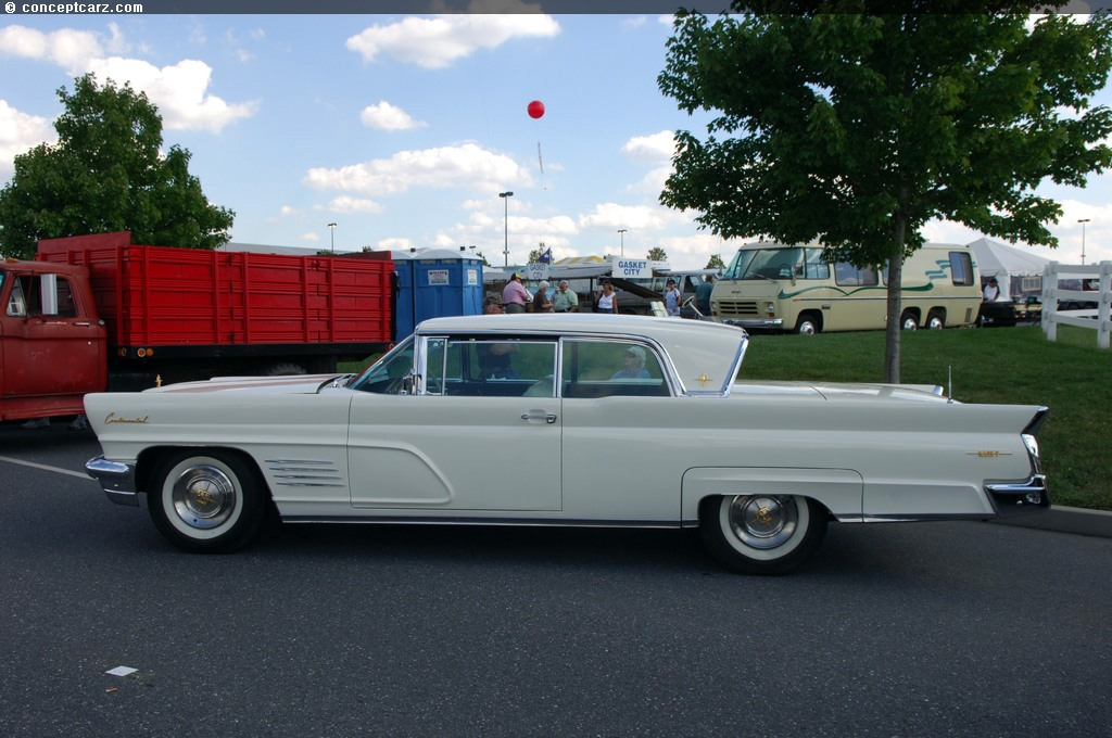 Auction Results And Sales Data For 1960 Lincoln Continental Mark V