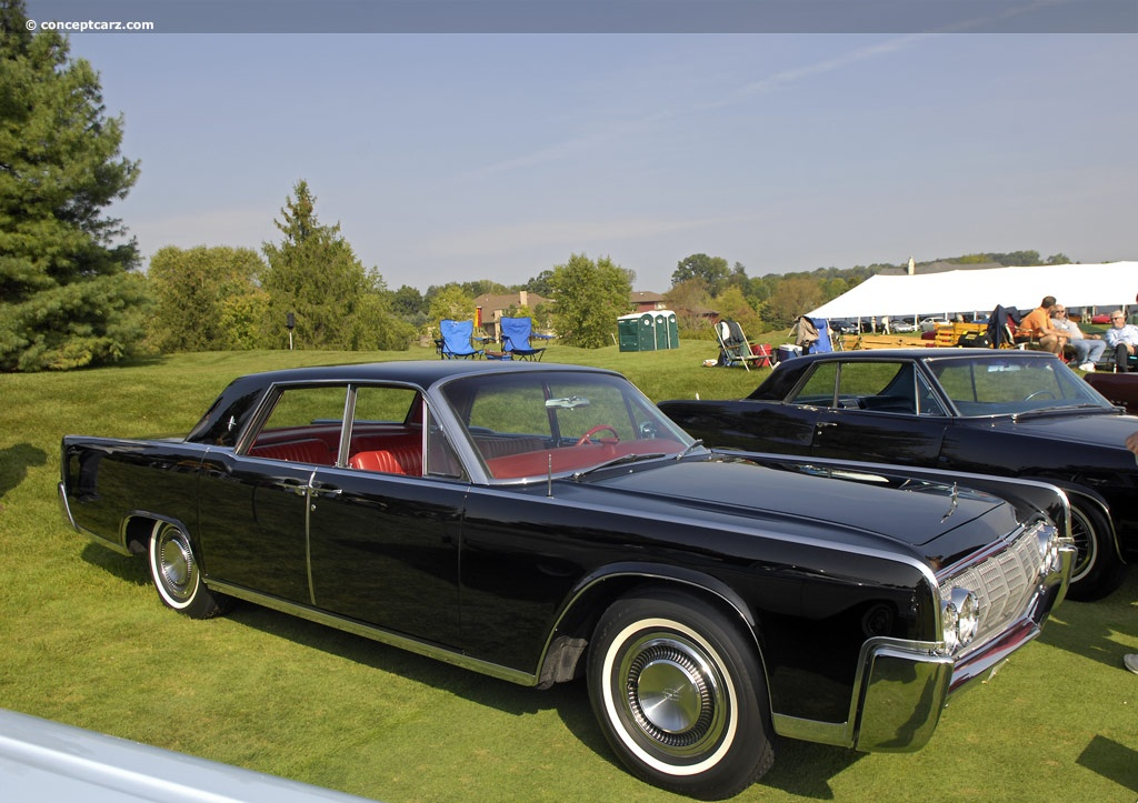 auction results and sales data for 1964 lincoln continental. Black Bedroom Furniture Sets. Home Design Ideas