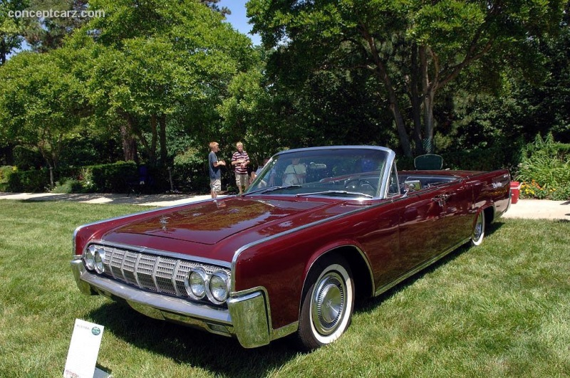 1964 lincoln continental chassis information. Black Bedroom Furniture Sets. Home Design Ideas