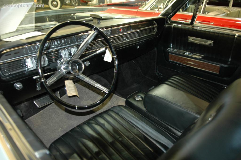 1965 Lincoln Continental - conceptcarz.com