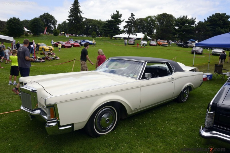 1970 Lincoln Continental Mark III Image. Photo 1 of 25