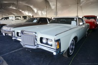 1971 Lincoln Continental Mark III.  Chassis number 1Y89A852120