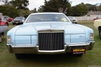 1972 Lincoln Continental.  Chassis number 2Y89A889383
