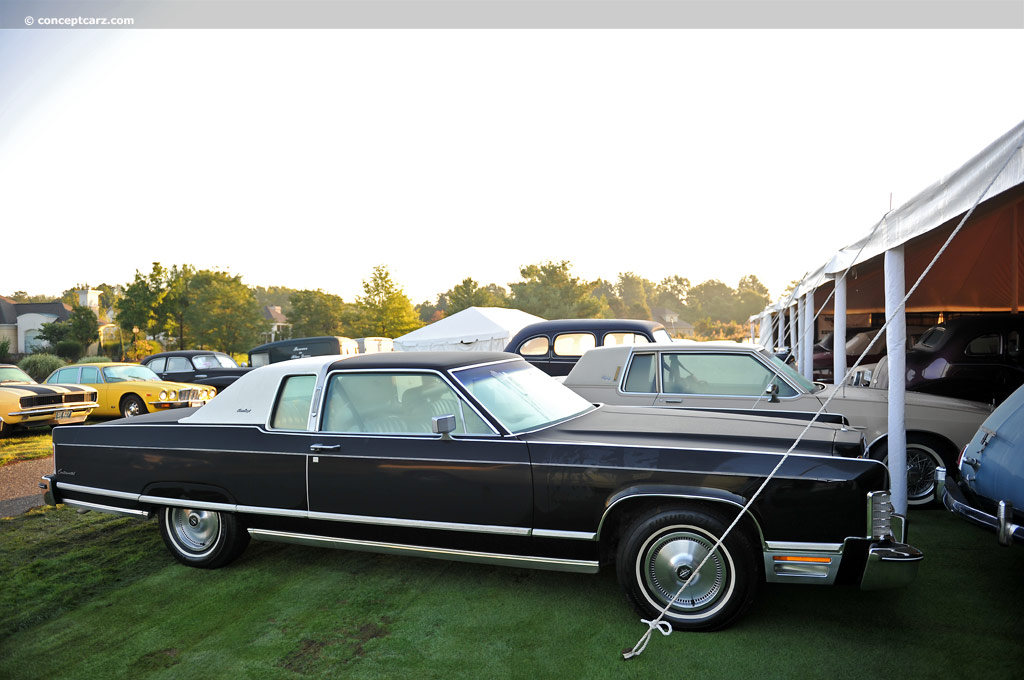 1975 lincoln continental image chassis number 5y81a893100. Black Bedroom Furniture Sets. Home Design Ideas