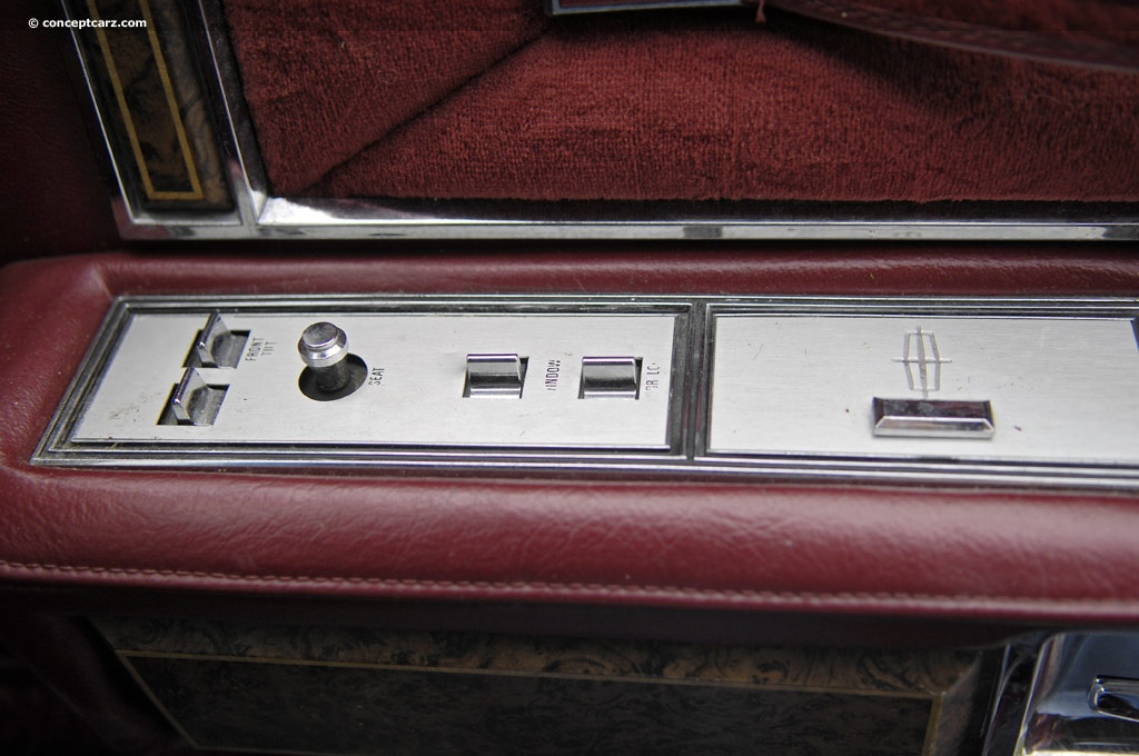 Auction Results And Sales Data For 1976 Lincoln Continental Mark Iv