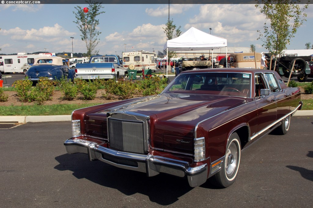 1977 Lincoln Continental Pictures History Value