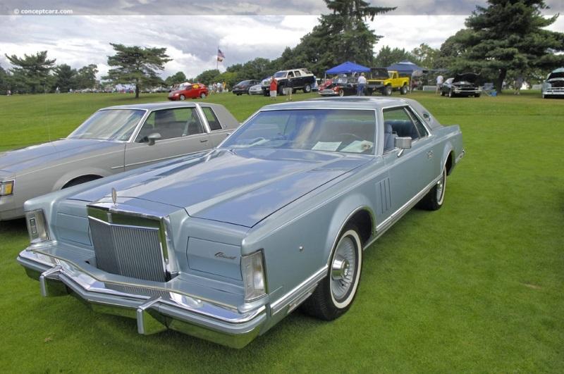 1978 Lincoln Continental Mark V