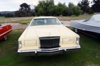 1978 Lincoln Continental Mark V.  Chassis number 8Y89A959242