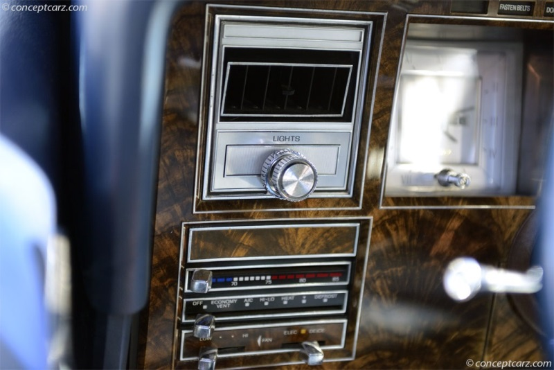 1979 Lincoln Mark V