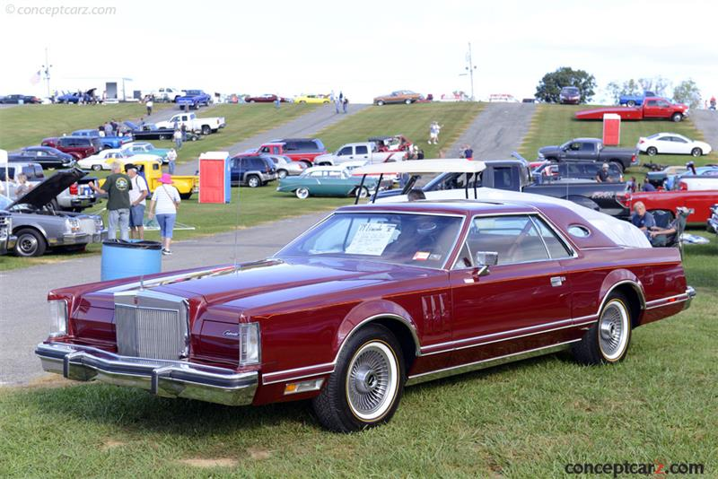 1979 Lincoln Mark V | conceptcarz com