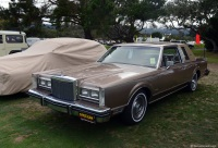 1981 Lincoln Town Car.  Chassis number 1LNBP93F4BY615479