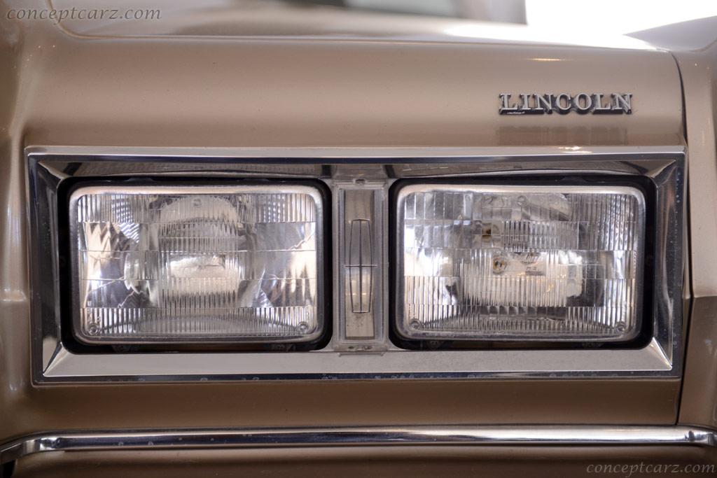 precision restoration town car lincoln