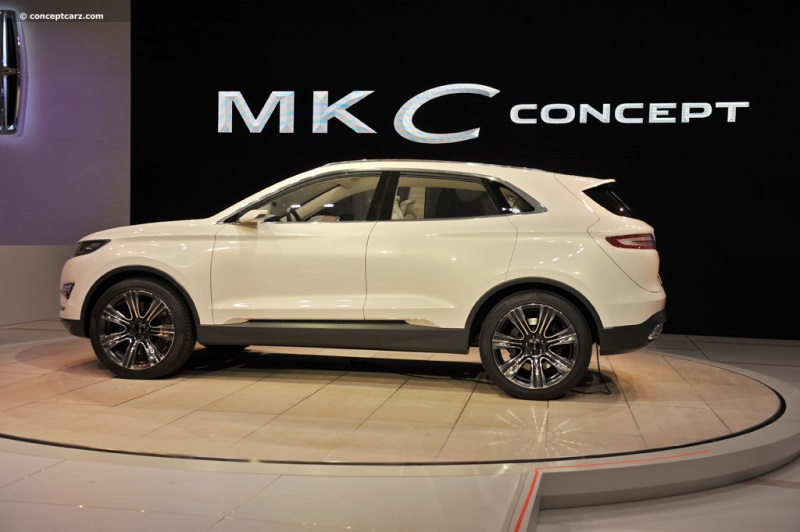 2013 Lincoln Mkc Concept Image Photo 4 Of 38