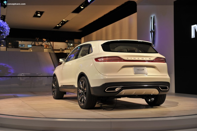 2013 Lincoln Mkc Concept Image Photo 3 Of 38
