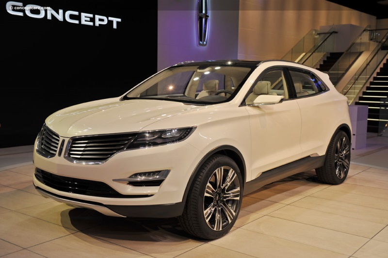 2013 Lincoln Mkc Concept Image Photo 2 Of 38