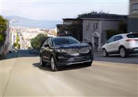 Lincoln MKC Monthly Sales