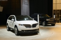 Lincoln MKX Monthly Vehicle Sales