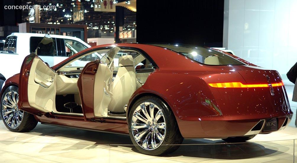 2007 Lincoln MKR Concept Image. https://www.conceptcarz ...