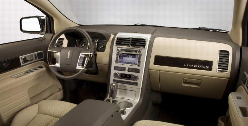 2008 Lincoln MKX Image. Photo 4 of 9