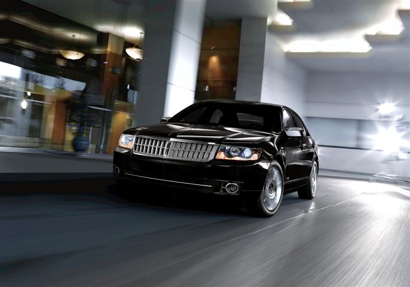 2009 Lincoln MKZ