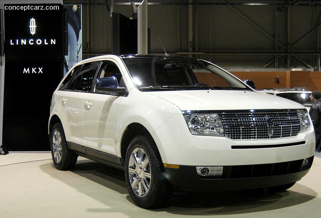 auction results and sales data for 2007 lincoln mkx. Black Bedroom Furniture Sets. Home Design Ideas