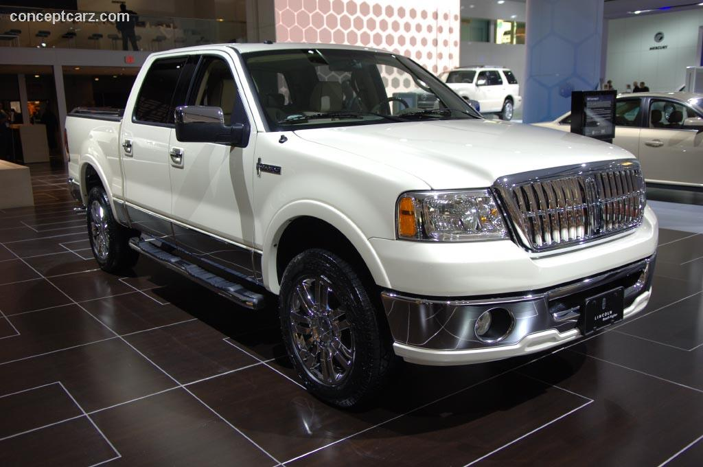 auction results and sales data for 2007 lincoln mark lt. Black Bedroom Furniture Sets. Home Design Ideas
