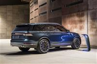 Lincoln Aviator Prototype Concept Information
