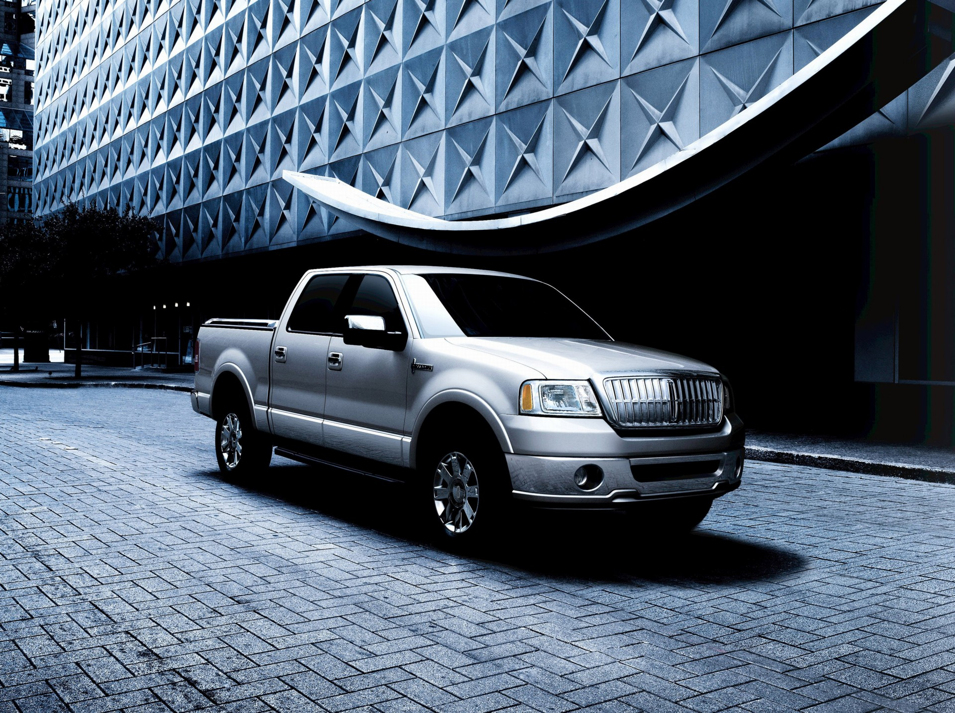 2007 Lincoln Mark Lt History Pictures Value Auction S Research And News
