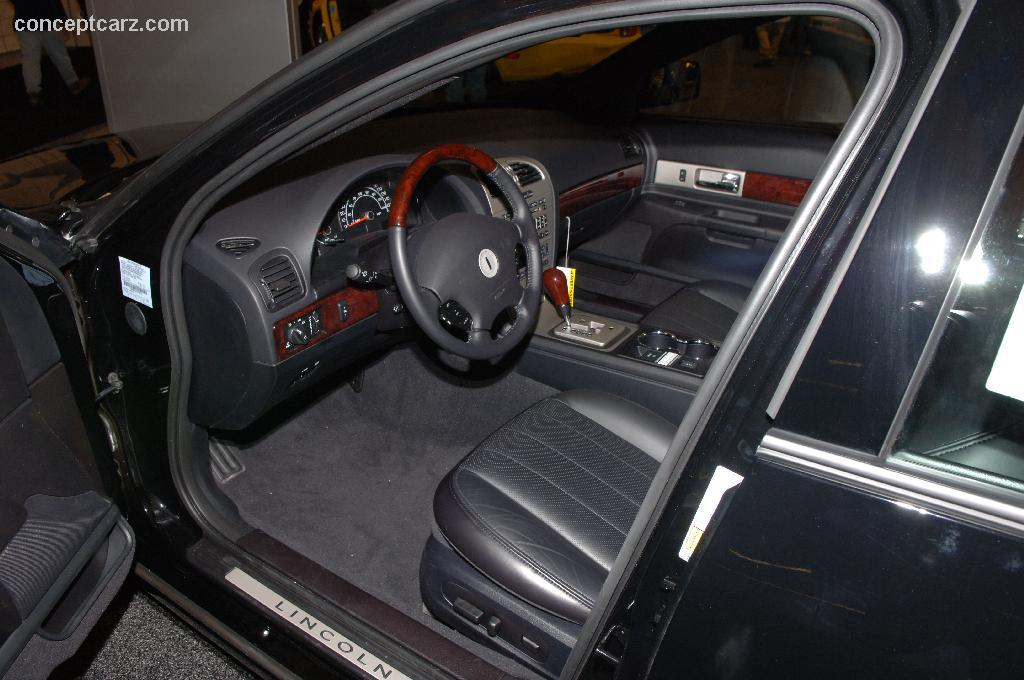 2006 Lincoln Ls Image Https Www Conceptcarz Com Images Lincoln Lincoln Ls Dv 06 Pitt Int 01 Jpg
