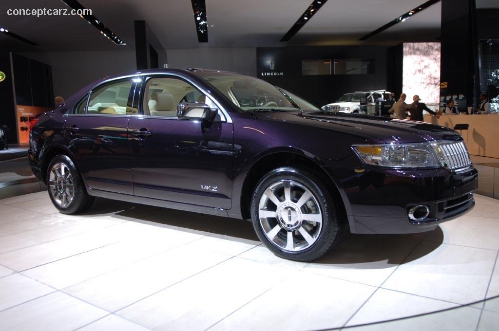 Auction Results and Sales Data for 2007 Lincoln MKZ