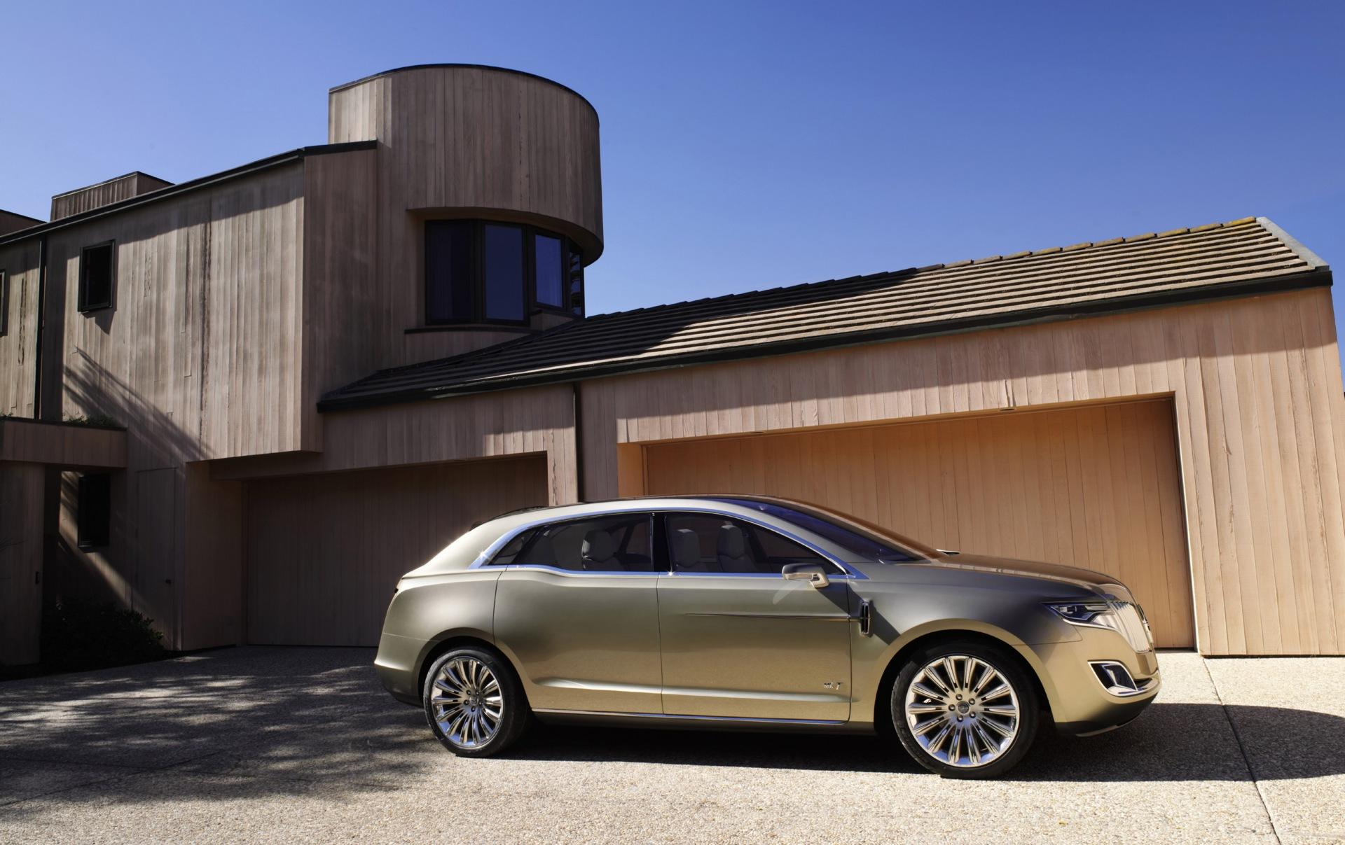 2008 Lincoln MKT Concept News and Information, Research, and History