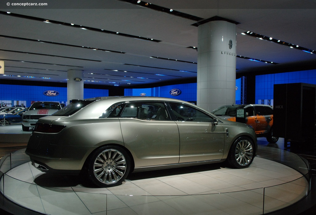 Auction Results and Sales Data for 2008 Lincoln MKT Concept