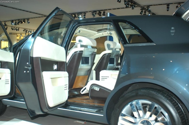 2004 Lincoln Aviator Concept History, Pictures, Value, Auction Sales ...