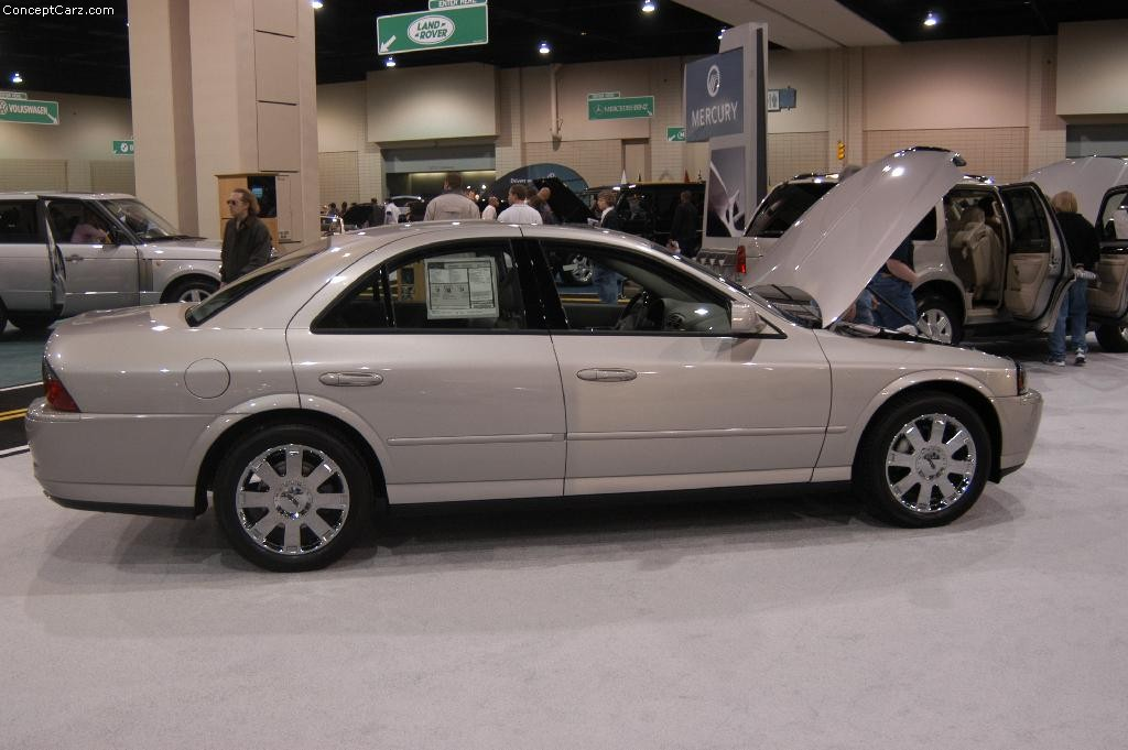 2003 Lincoln Ls Image Https Www Conceptcarz Com Images